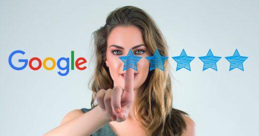 Opiniones Negocio en Google